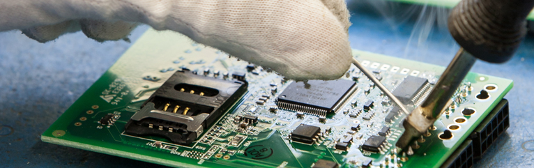 Megaforce - Printed Circuit Board Assembly (PCBA)